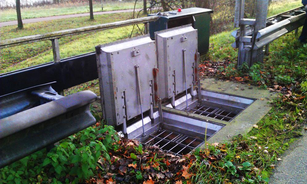 Inventarisatie en opstellen aanbestedingsdocumenten gemalen – gemeente Breda