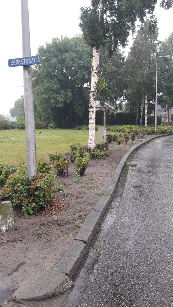 Nieuw sanitatieriool Achtmaalseweg te Zundert – i-Sago
